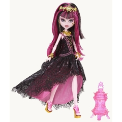 Monster High 13 Wishes Haunt The Casbah Draculaura Doll Ready