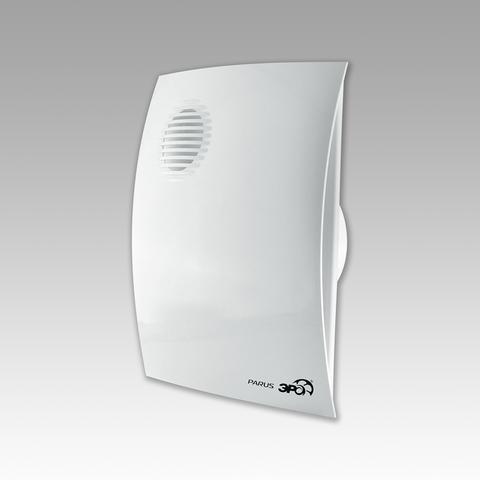 Накладной вентилятор Эра PARUS 5 D 125