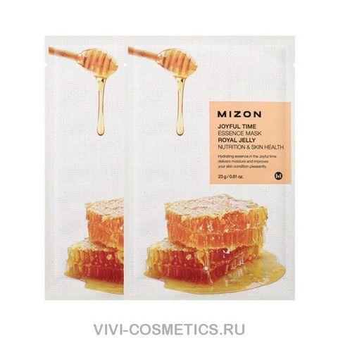 Маска с экстрактом маточного молочка MIZON