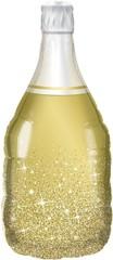 К 37''/94см, Фигура, Бутылка Шампанское