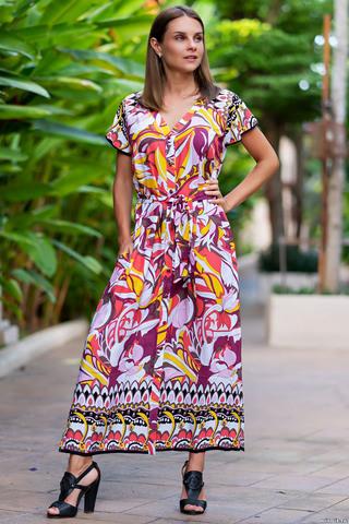 Платье-рубашка Bahama 1485 Mia-Amore