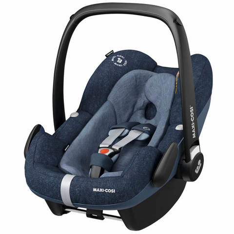 Автокресло Maxi-Cosi Pebble Plus Nomad Blue
