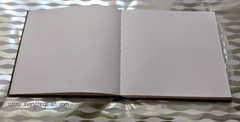 Скетчбук INSPIRE ME 120г/кв.м 200х200мм 80л застежка-резинка