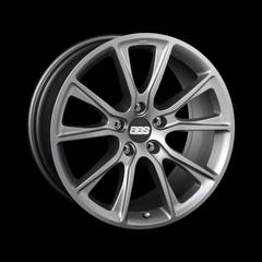 Диск колесный BBS SV 9x20 5x120 ET45 CB65.0 satin titanium