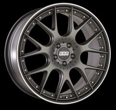 Диск колесный BBS CH-R II 11.5x22 5x120 ET34 CB82.0 satin platinum