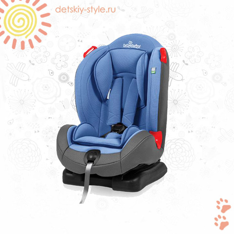 """Автокресло Baby Design """"Amigo"""" (Беби Дизайн)"""