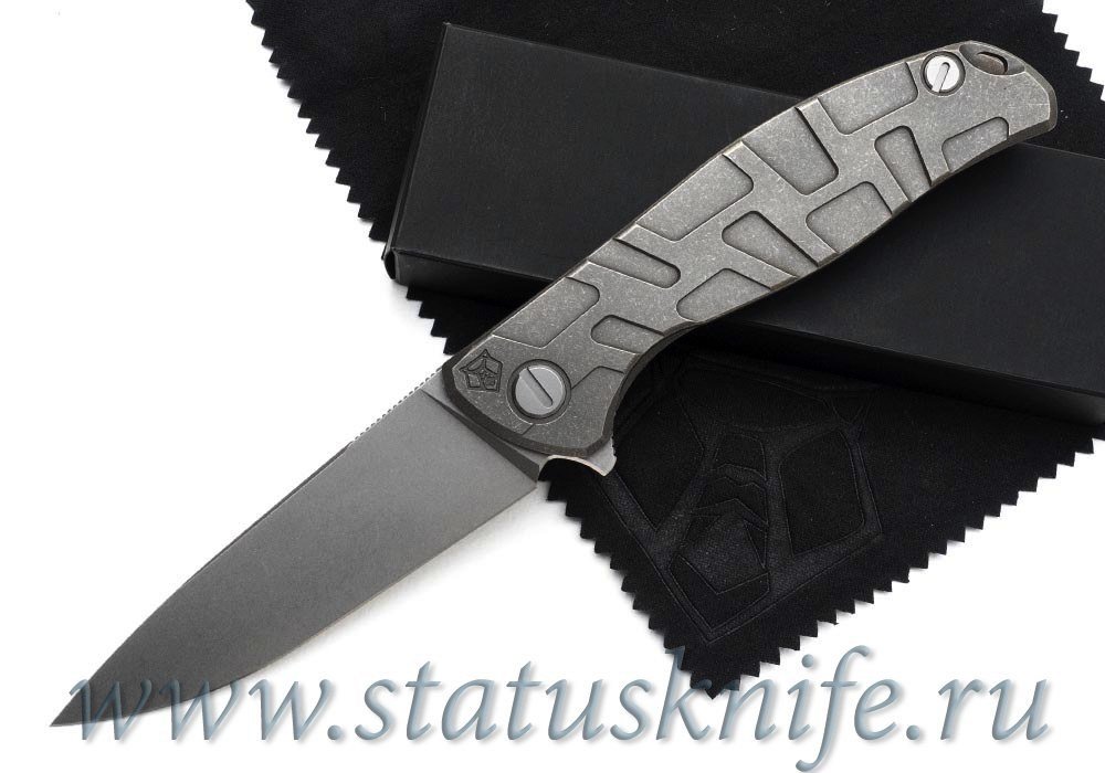 Нож Широгоров Flipper 95 S30V 2 фаски Кастом