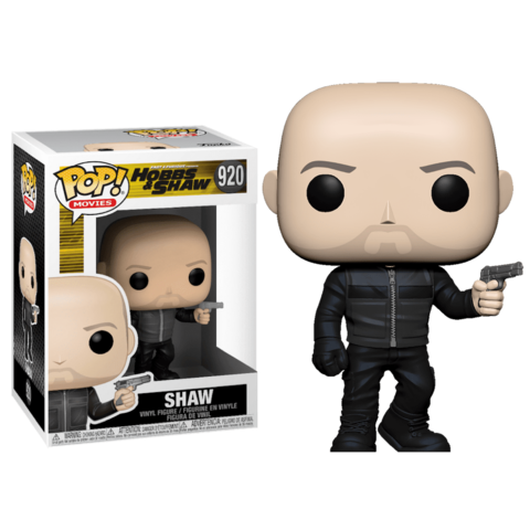 Shaw (Fast and Furious) Funko Pop! Vinyl Figure || Деккард Шоу (Форсаж)