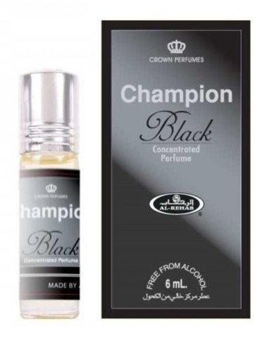 Champion Black / Чемпион Блэк 6мл