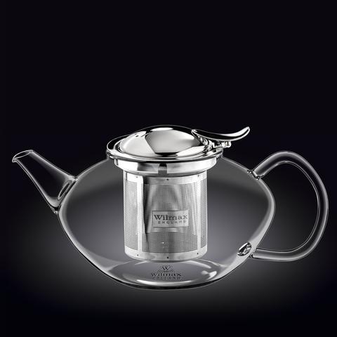 Чайник заварочный Wilmax Thermo с фильтром 1.55 л (WL-888806)