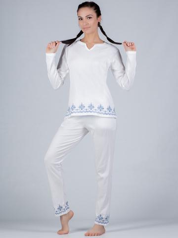 Пижама 3067 Lungo Jadea