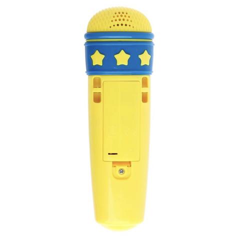 Музыкальный микрофон