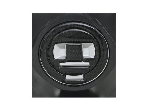Наклейка на люк бензобака под карбон BMW карбон