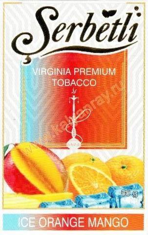 Serbetli Ice Orange Mango