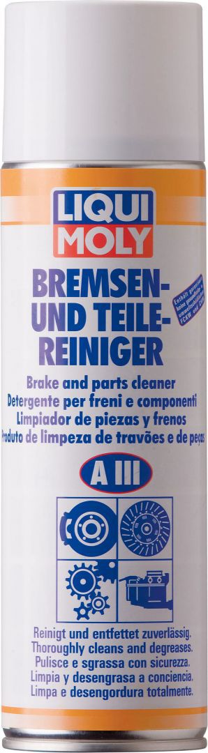 Liqui Moly Bremsen und Teilereiniger AIII Очиститель тормозов