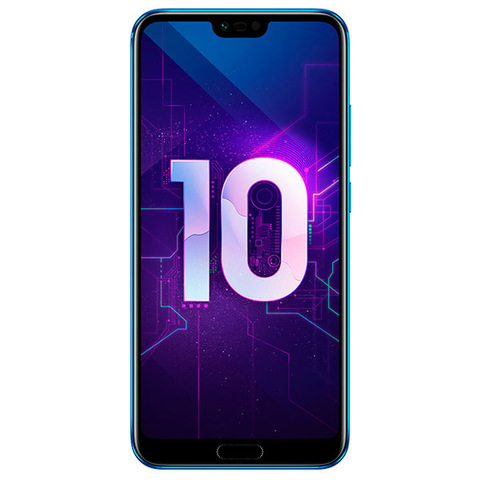 Смартфон Honor 10 4/64Gb  Blue