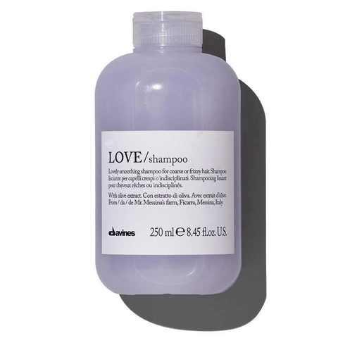 LOVE/shampoo, lovely smoothing shampoo - Шампунь для разглаживания завитка