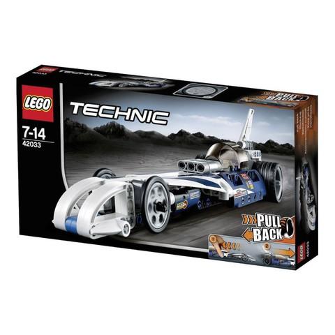 LEGO Technic: Рекордсмен 42033 — Record Breaker — Лего Техник