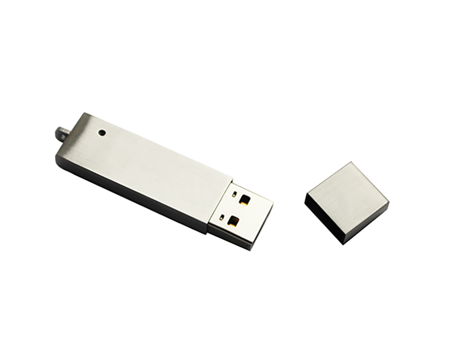 usb-флешка металлическая лайт