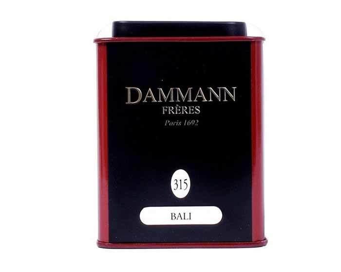 Чай зеленый Dammann Bali, 100 г