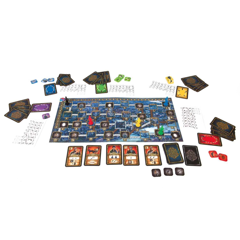 Настольная игра Шерлок Холмс