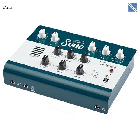Звуковая карта Audient Sono USB Audio Interface For Electric Guitar