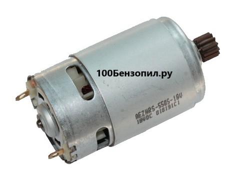 Двигатель для шуруповерта Интерскол 18V