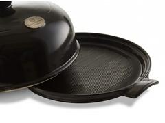 Форма с куполом Cloche Pain для хлеба Emile Henry (базальт)