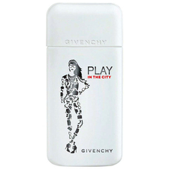 Givenchy Парфюмерная вода Play in the City for Her 75 ml (ж)