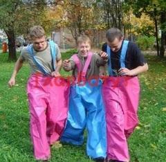 Командные штаны