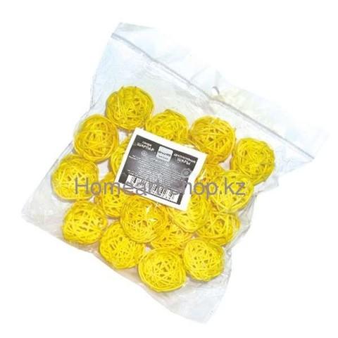 Декоративные шары 3 см * 20шт.