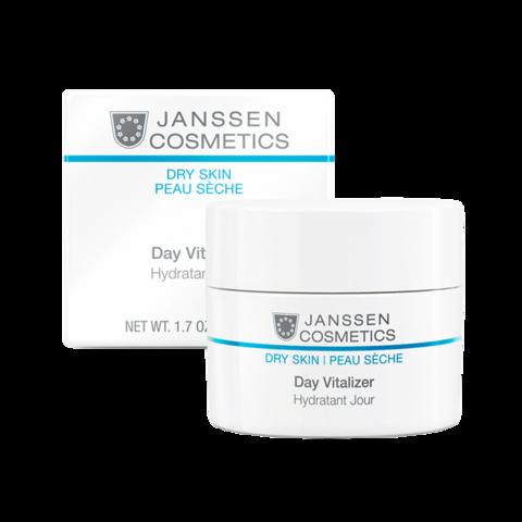 JANSSEN   Увлажняющий дневной крем / Day Vitalizer, (50 мл)