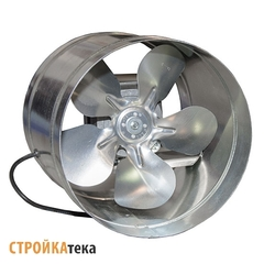 Вентилятор канальный осевой ВанВент ВКО 250 (Q мотор ebmpapst)