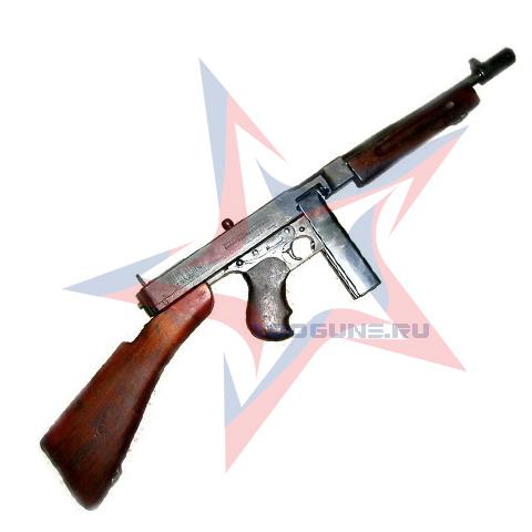 ММГ пистолет-пулемет Томпсона