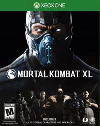 Xbox One Mortal Kombat XL (русские субтитры)