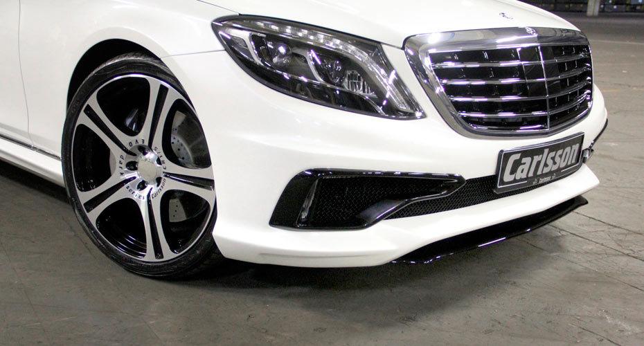 Обвес Carlsson для Mercedes S-class W222