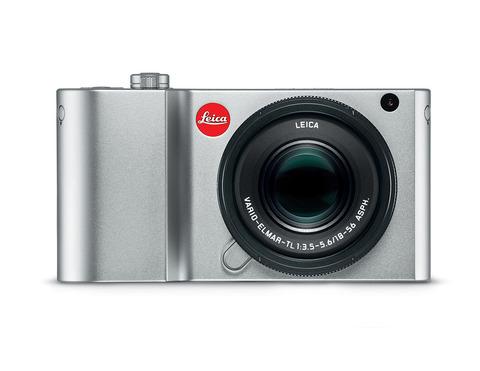 Leica TL2 Kit Vario-Elmar-T 18-56 mm/f3.5-5.6 ASPH Silver