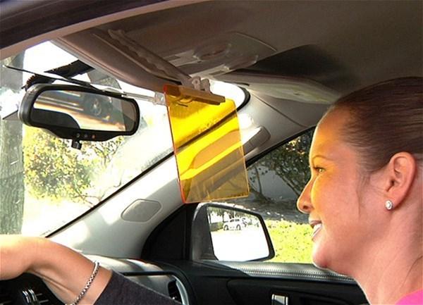 Можно использовать для вождения во время тумана