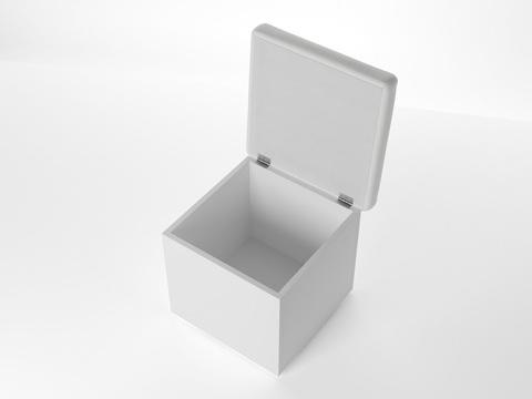 Пуф Como/Veda (экокожа и ЛДПС) с ящиком