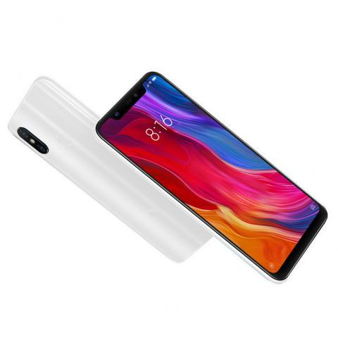 Смартфон Xiaomi Mi 8 6 / 256GB (белый)