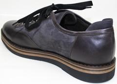 Спортивные туфли кроссовки мужские Richesse Gray.