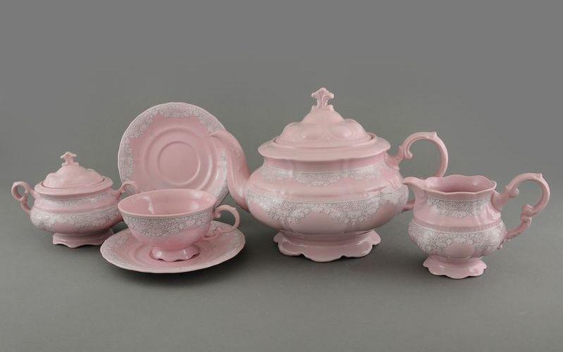 Сервиз чайный 15 предметов Соната Leander