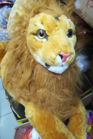 Огромный лев 150 СМ