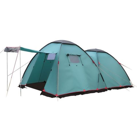 Кемпинговая палатка Tramp Sphinx 4 (V2) (зеленый)