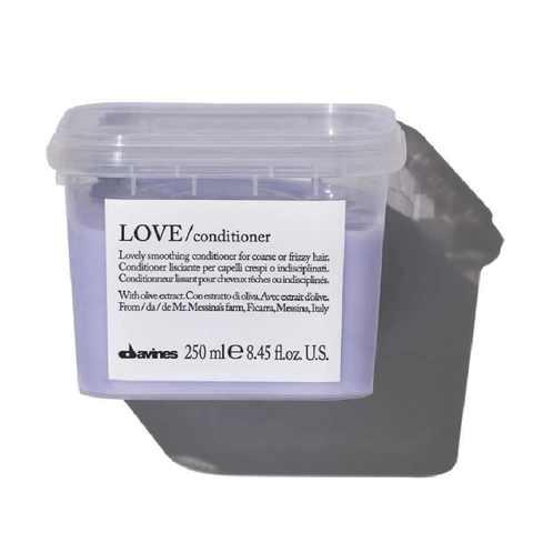 LOVE/conditioner, lovely smoothing conditioner - Кондиционер для разглаживания завитка