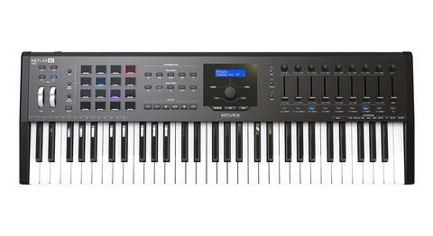 Arturia KeyLab 61 MkII Black MIDI-клавиатура