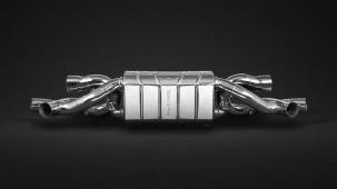 Выхлопная система Capristo для Porsche 991 Turbo