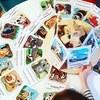"""Альбом """"Обитатели"""". Развивающие игры на липучках Frenchoponcho (Френчопончо)"""