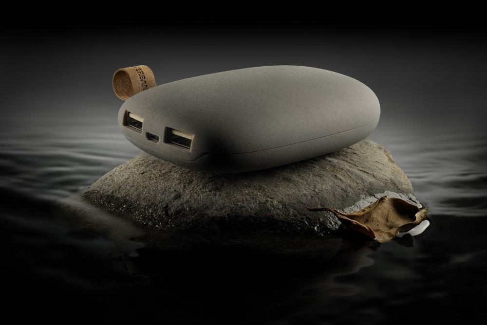 Stone Power Bank 5200 mAh, grey