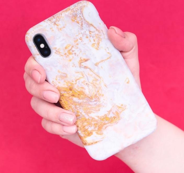 Чехол-накладка Силиконовая для телефона iPhone X/XS